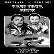 Free Your Funk à la Bellevilloise : Just Blaze vs. Para One All Night Long