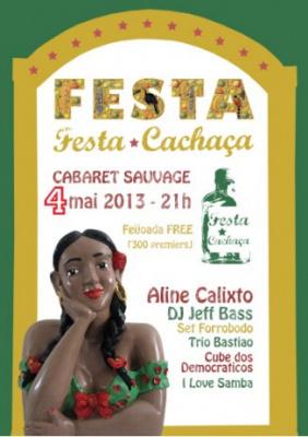Festa Da Cachaça au Cabaret Sauvage