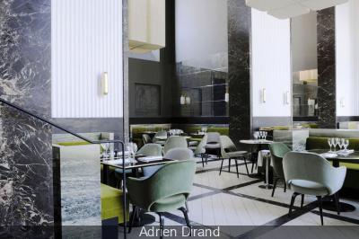 Monsieur Bleu : le nouveau bar-restaurant du Palais de Tokyo