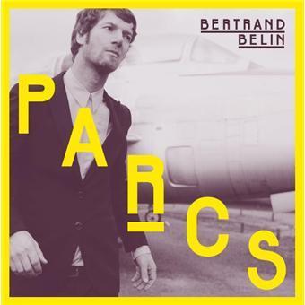 Sortie du nouvel album de Bertrand Belin « Parcs »