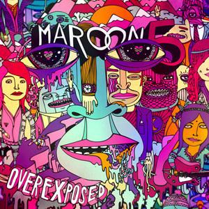 Maroon 5 en concert à Paris Bercy en janvier 2014