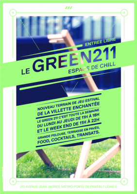Le Green 211 by la Villette Enchantée