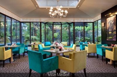 La Villa Maillot, version 2013