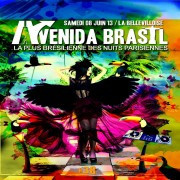 Avenida Brasil #38 à la Bellevilloise