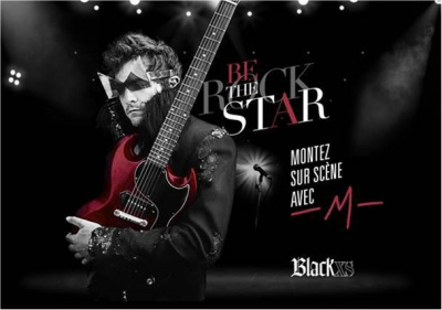 Be the Rockstar avec -M- au Zénith de Paris