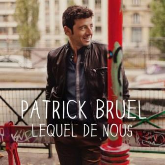 Patrick Bruel de retour au Zénith de Paris en 2014
