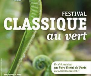 Festival Classique au Vert 2013