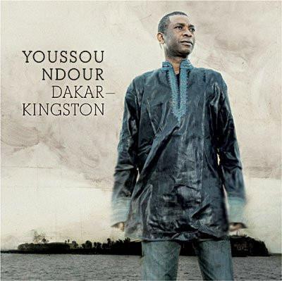 Youssou N'dour en concert à Paris Bercy en octobre 2013