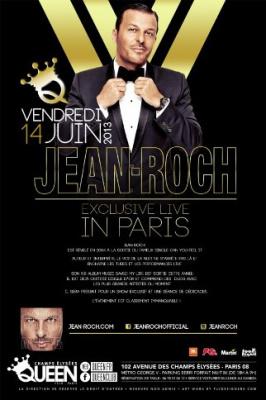 Jean Roch au Queen Club Paris