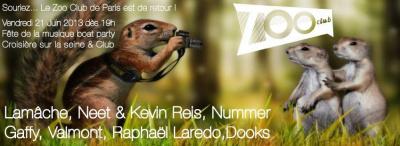 Le Zoo Club Fête la Musique 2013 au River's King