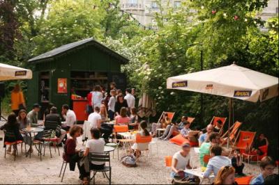 Fête de la Musique 2013 au Pavillon du Lac