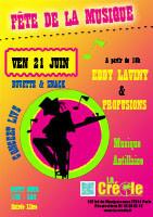 Fête de la Musique 2013 à La Créole