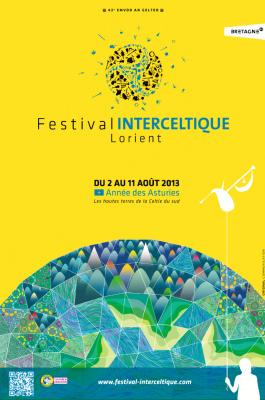 Guide des Festivals  2013 : Festival Interceltique de Lorient