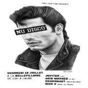 Free Your Funk à La Bellevilloise : Nu Disco Not Disco