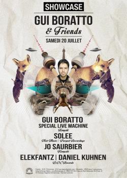 Gui Boratto & Friends au Showcase