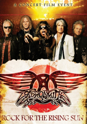 Aerosmith : Rock for the Rising Sun au Publicis Cinemas