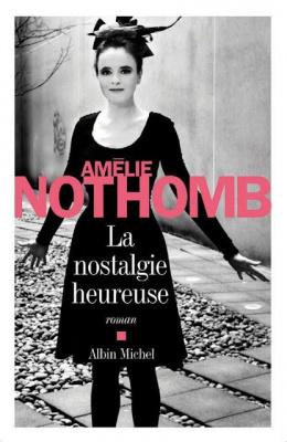 """Amélie Nothomb en rencontre à la Fnac Montparnasse pour """"La Nostalgie Heureuse"""""""