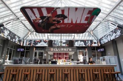 Belushi's : nouveau bar rock à Gare du Nord