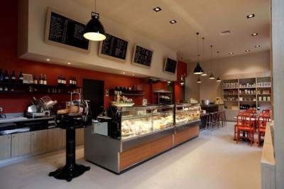 Spuntino : l'épicerie italienne du Café de la Jatte