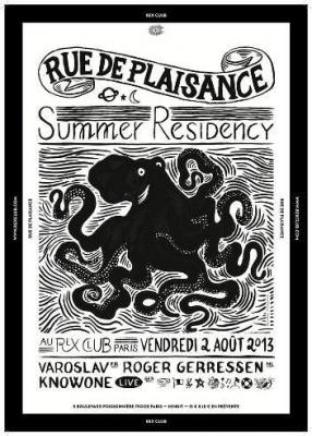 Rue de Plaisance au Rex Club