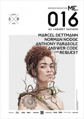 ME.016 au Cabaret Sauvage avec Marcel Dettmann