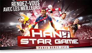 Hand Star Game 2013 à Paris Bercy