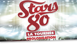 Stars 80 : la tournée de retour à Paris Bercy en décembre 2013