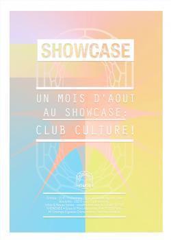 Club Culture au Showcase avec Pepperpot