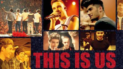 """One Direction : avant-première de """"This Is Us"""" au Grand Rex"""