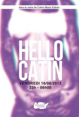 Hello Catin #8 au Nouveau Casino