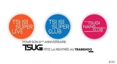 Tsugi Superclub au Trabendo avec Agoria