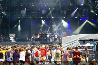 Report : Rock en Seine 2013
