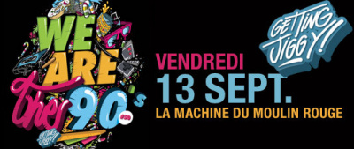 We Are The 90's fait sa 50e Fresh'n'fresh session à la Machine