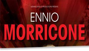 Ennio Morricone en concert à Paris Bercy en février 2014