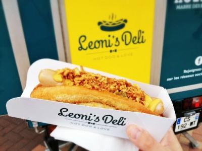 Leoni's Deli, le food truck spécial hot-dogs