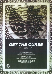 Get The Curse au Rex Club avec Actress