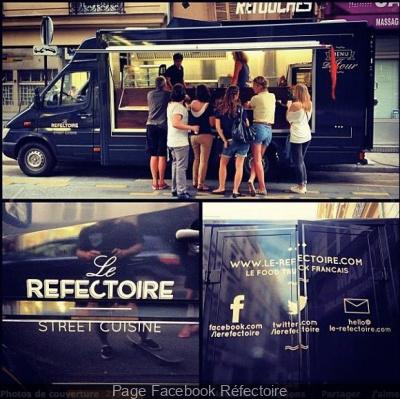 Le Refectoire Paris Food Truck