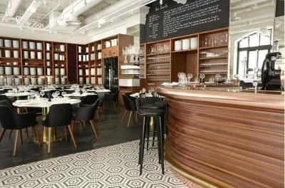 Lazare : le nouveau restaurant d'Eric Frechon ouvert en continu à Paris