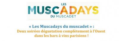 Les Muscadays du Muscadet à Paris