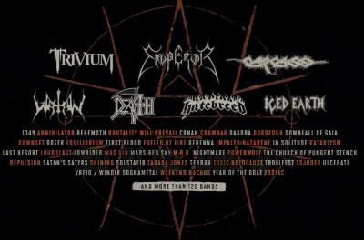 Le Hellfest 2014 révèle ses premiers noms d'artistes !