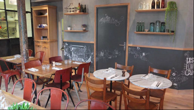 Le restaurant-bar Le ChinChin