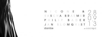 Dantze au Electric avec Sascha Braemer