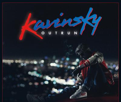 """Kavinsky à l'Olympia en 2014 pour son """"Outrun Live Tour"""""""