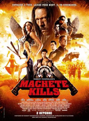 Machete Kills : gagnez vos goodies !