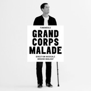 Grand Corps Malade en concert au Grand Rex en 2014