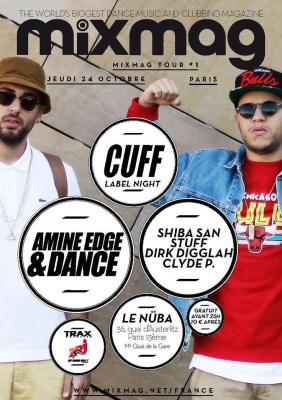 Cuff au Nüba avec Amine Edge & Dance