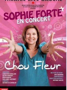 Sophie Forte chante pour les petits au Théâtre Rive Gauche