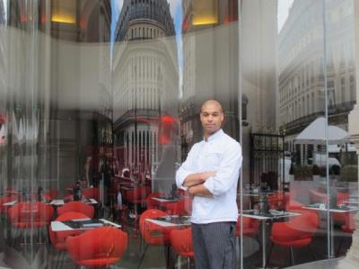 Stéphane Bidi, nouveau Chef de L'Opéra restaurant