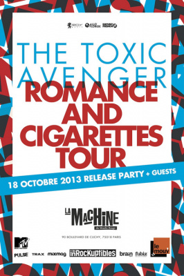 The Toxic Avenger Release Party à la Machine
