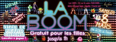 La Boom 3 : Spécial Années 90, Rétrogaming et Dessins Animés